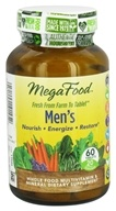 MegaFood - Men's Multivitamin - 60 Tablets