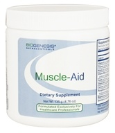BioGenesis Nutraceuticals - Muscle-Aid - 4.76 oz.