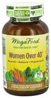 MegaFood - Women Over 40 Multivitamin - 90 Tablets - $31.97
