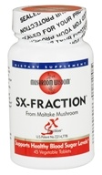 Image of Mushroom Wisdom - Maitake SX-Fraction - 45 Vegetarian Tablets