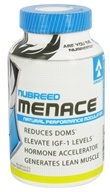 Nubreed Nutrition - Menace Natural Performance Modulator - 90 Capsules - $39.99
