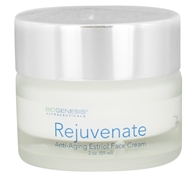 Image of BioGenesis Nutraceuticals - Rejuvenate Anti-Aging Estriol Face Cream - 2 oz.