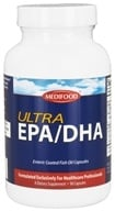 BioGenesis Nutraceuticals - Medifood Ultra EPA/DHA Plus Vitamin E - 90 Capsules, from category: Professional Supplements
