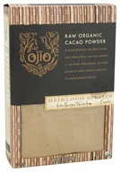 Ojio - Cacao Powder Raw Organic - 16 oz. by Ojio
