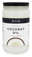 Image of Ojio - Coconut Oil Extra Virgin Raw Organic - 32 oz.