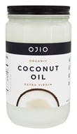 Ojio - Coconut Oil Extra Virgin Raw Organic - 32 oz. by Ojio