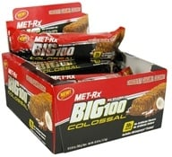 MET-Rx - Big 100 Colossal Meal Replacement Bar Chocolate Caramel Coconut - 3.52 oz.