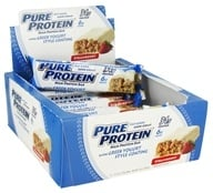 Pure Protein - Greek Yogurt High Protein Bar Strawberry - 2.75 oz., from category: Sports Nutrition