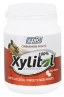 Epic Dental - Xylitol Sweetened Mints Cinnamon - 180 Mint(s)