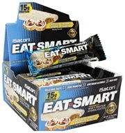 iSatori - Eat Smart Small Protein Bar Frosted Cinnamon Crunch - 45 Grams