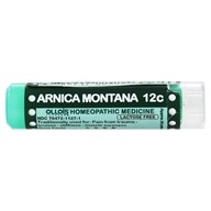 Ollois Homeopathic Medicine - Arnica Montana 12 C - 80 Pellets
