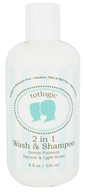 TotLogic - 2 In 1 Wash & Shampoo - 8 oz.