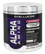Image of Cellucor - Alpha Amino Performance Aminos Watermelon 30 Servings - 366 Grams