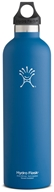 Hydro Flask - Stainless Steel Water Bottle Vacuum Insulated Narrow Mouth Everest Blue - 24 oz.