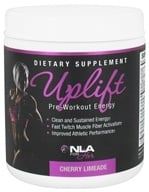 NLA for Her - Uplift Pre-Workout Energy Cherry Limeade - 210 Grams, from category: Sports Nutrition