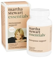 Martha Stewart Essentials - Menopause Support - 60 Vegetarian Capsules by Martha Stewart Essentials
