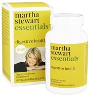 Martha Stewart Essentials - Digestive Health - 60 Vegetarian Capsules by Martha Stewart Essentials