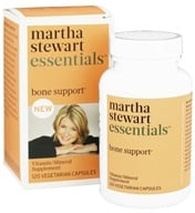 Martha Stewart Essentials - Bone Support - 120 Vegetarian Capsules