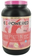 Empowered Nutrition - 100% Natural Protein Powder Vanilla Vacation - 2.05 lbs., from category: Sports Nutrition