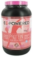 Empowered Nutrition - 100% Natural Protein Powder I Dream of Chocolate - 2.18 lbs., from category: Sports Nutrition