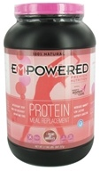Empowered Nutrition - 100% Natural Protein Powder I Dream of Chocolate - 2.18 lbs. by Empowered Nutrition