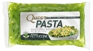 Quest Nutrition - Quest Pasta Guilt-Free Noodles Spinach Fettuccine - 8 oz. by Quest Nutrition