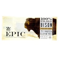Epic Bar - Bison Bar Bacon + Cranberry - 1.5 oz., from category: Nutritional Bars