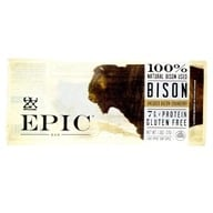 Epic Bar - Bison Bar Bacon + Cranberry - 1.5 oz.