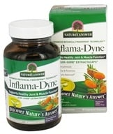 Nature's Answer - Inflama-Dyne Quick-Sorb ExtractaCaps - 90 Vegetarian Capsules