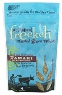 Freekeh Foods - Roasted Green Wheat Ancient Grains Tamari - 8 oz. - $4.49