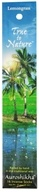 Auroshikha - True to Nature Incense Lemongrass - 16 Stick(s)