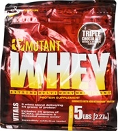 Mutant - Whey Extreme Multi Whey Mega Blend Triple Chocolate Eruption - 5 lbs.