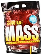 Mutant - Mass Muscle Mass Gainer Vanilla Ice Cream - 15 lbs.