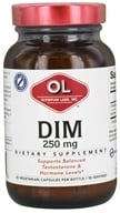 Olympian Labs - DIM 250 mg. - 30 Vegetarian Capsules, from category: Nutritional Supplements