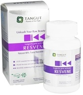 Tangut USA - Resvene Longevity Gene Activator - 60 Vegetarian Capsules, from category: Nutritional Supplements