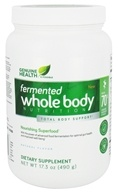 Genuine Health - Fermented Whole Body Nutrition Natural Flavor - 17.3 oz. by Genuine Health