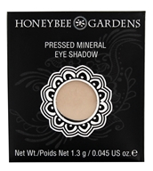 Honeybee Gardens - Pressed Mineral Eye Shadow Singles Antique - 1.3 Grams