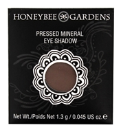 Honeybee Gardens - Pressed Mineral Eye Shadow Singles Coco Loco - 1.3 Grams