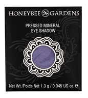 Honeybee Gardens - Pressed Mineral Eye Shadow Singles Drama Bomb - 1.3 Grams