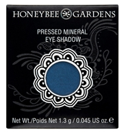 Honeybee Gardens - Pressed Mineral Eye Shadow Singles Pacific - 1.3 Grams