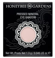 Honeybee Gardens - Pressed Mineral Eye Shadow Singles Porcelain - 1.3 Grams
