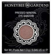 Honeybee Gardens - Pressed Mineral Eye Shadow Singles Tippy Taupe - 1.3 Grams