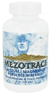 Mezotrace - Calcium/Magnesium Powdered Minerals - 1 lb.