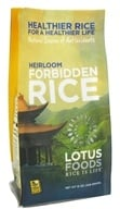 Lotus Foods - Heirloom Forbidden Black Rice - 15 oz. - $3.99