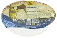 Lotus Foods - Heirloom Forbidden Black Rice Heat & Eat Bowl - 7.4 oz. - $3.25