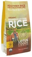 Image of Lotus Foods - Organic Madagascar Pink Rice - 15 oz.