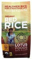 Lotus Foods - Heirloom Bhutan Red Rice - 15 oz., from category: Health Foods