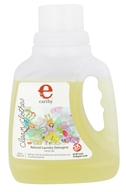 Earthy - Clean Clothes Natural Laundry Detergent Free & Clear - 50 oz. by Earthy