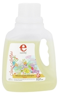 Earthy - Clean Clothes Natural Laundry Detergent Petitgrain - 50 oz. by Earthy