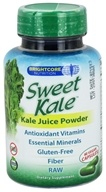 Brightcore Nutrition - Sweet Kale Juice Powder - 60 Vegetarian Capsules